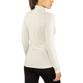 adidas TERREX Trace Rocker Koszulka z długim rękawem z zamkiem błyskawicznym 1/2 Kobiety, raw white